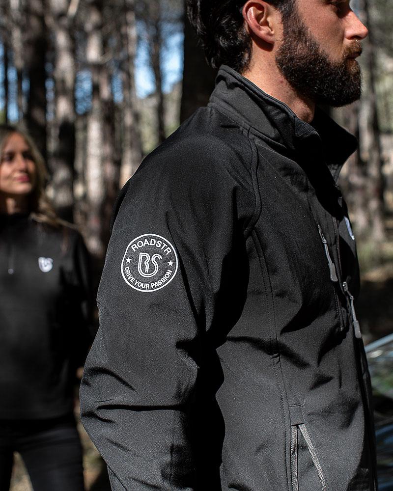 jacket black man_